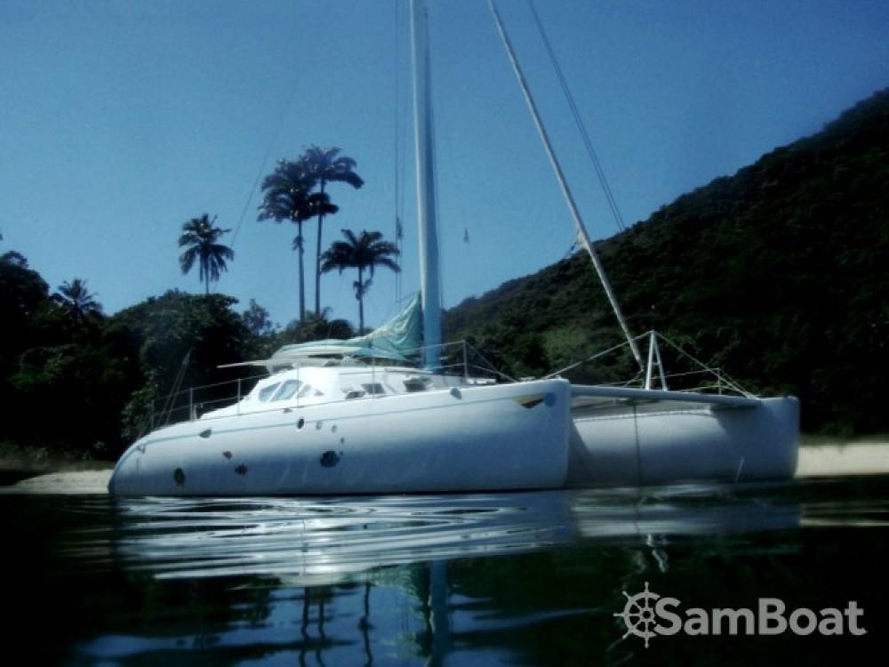Rental Catamaran in Ajaccio - Looping 50 Aquablue