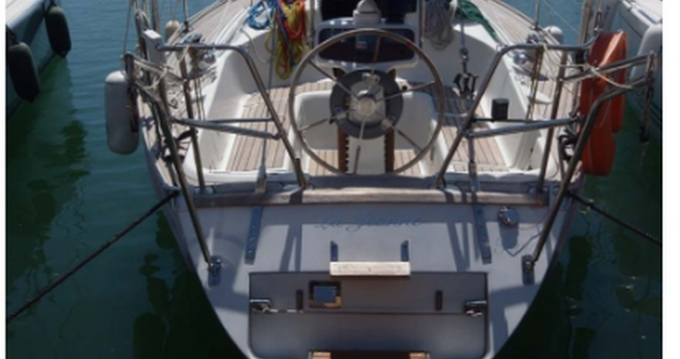Rental yacht Port Cogolin - Comar Comet 1050 on SamBoat