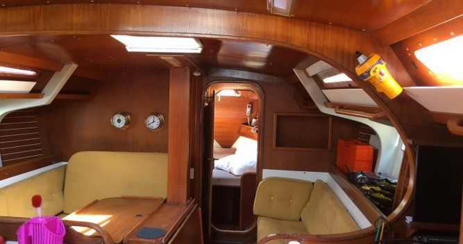 Rental yacht Gruissan - Jeanneau Sun Legend 41 on SamBoat