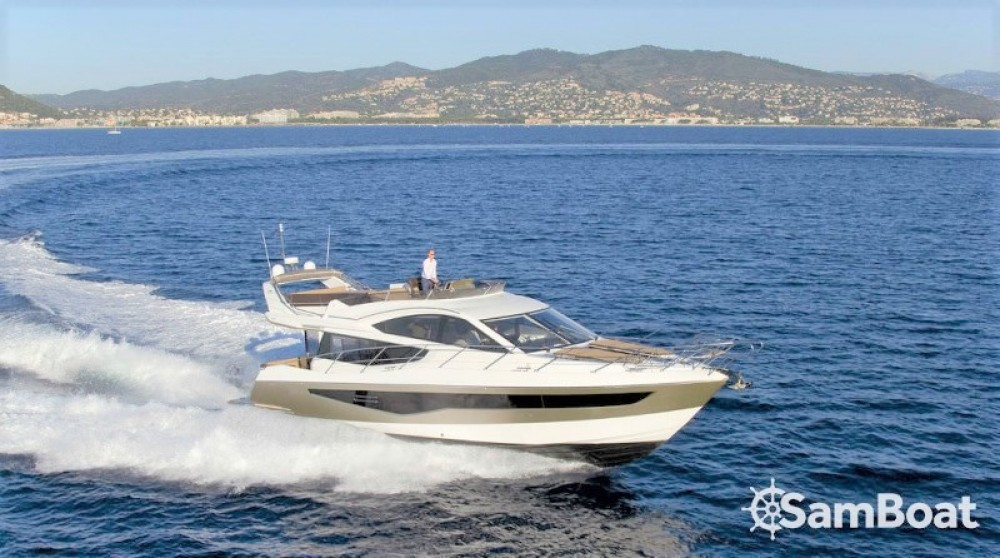 Rental Yacht Galeon with a permit