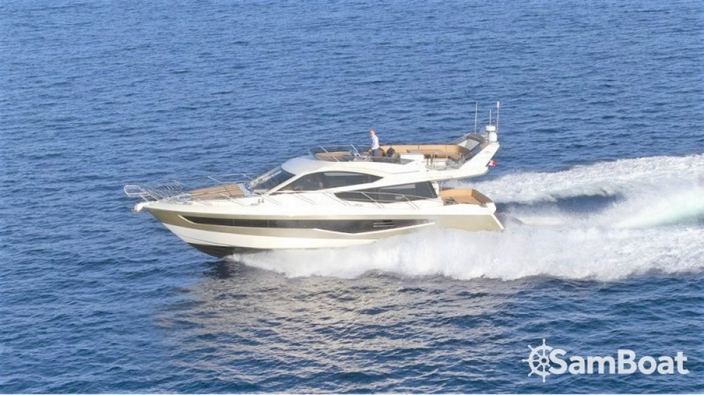 Hire Yacht with or without skipper Galeon Vallauris