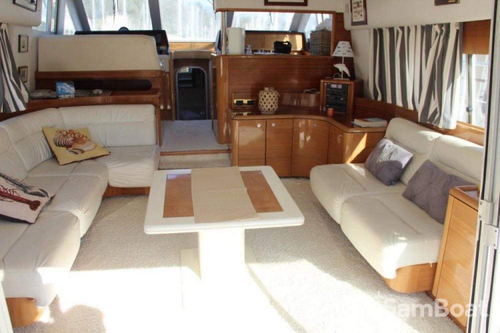 Boat rental Porto-Vecchio cheap Guy Couach 1602