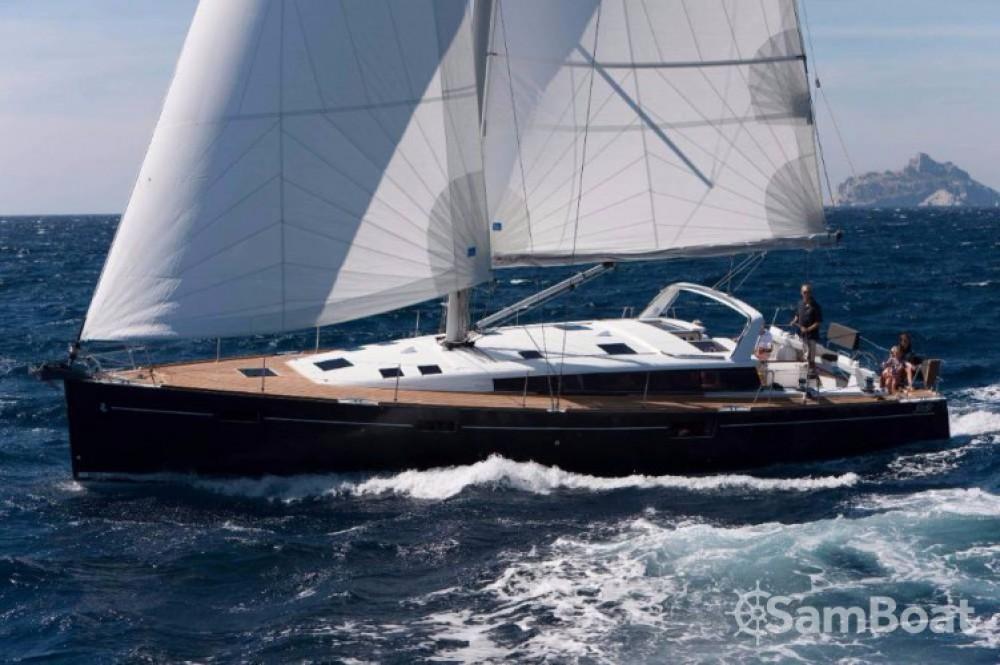 Rental Sailboat in Peloponnese - Bénéteau Sense 50