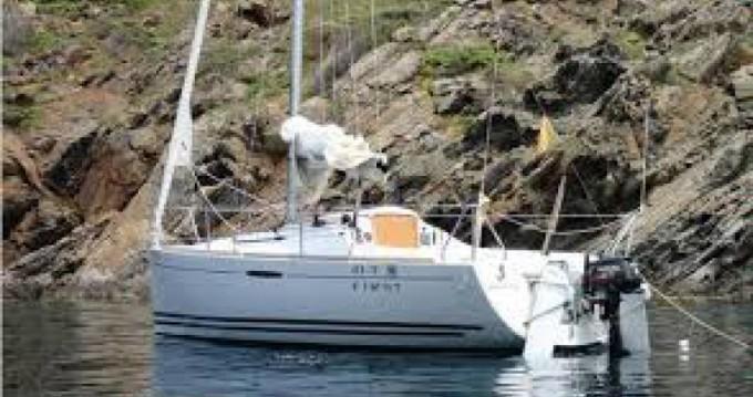 Rental Sailboat in Brest - Bénéteau First 21.7