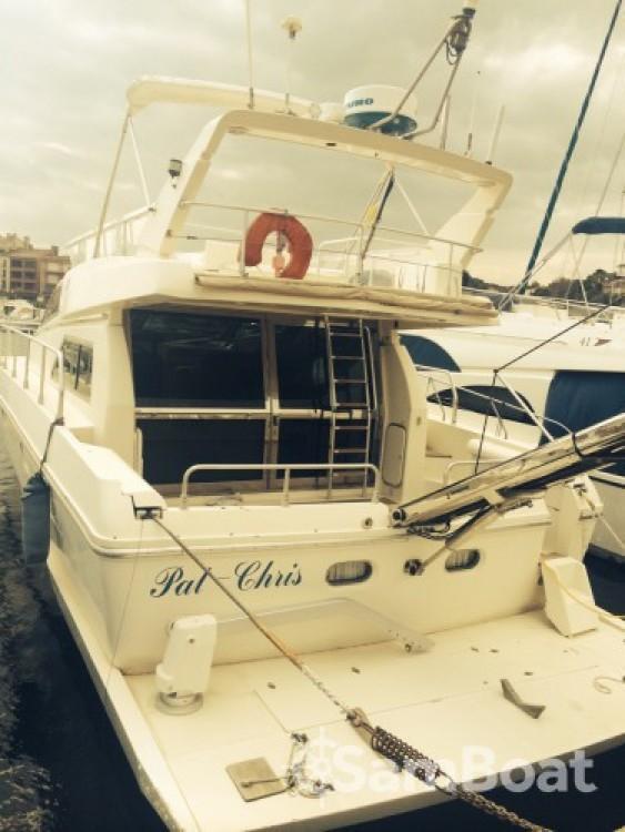 Boat rental Ferreti 145 Fly in  on Samboat