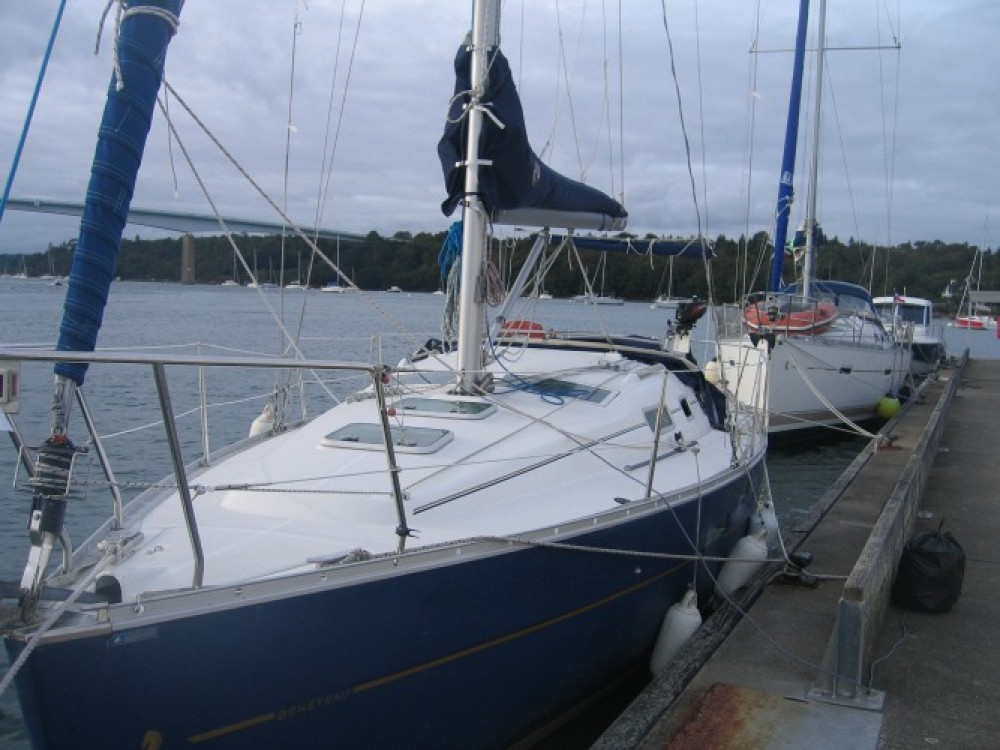 Sailboat for rent Pornichet at the best price