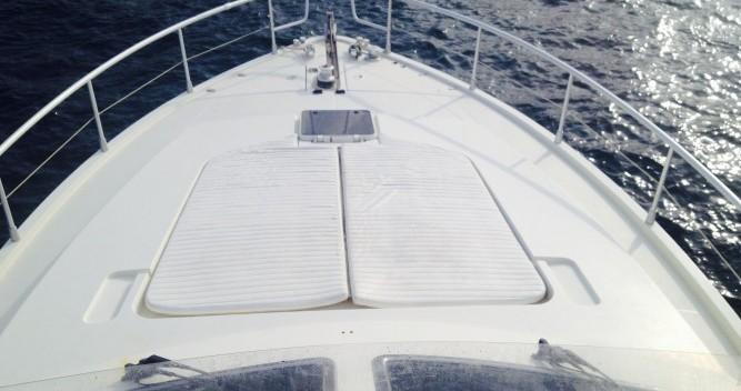 Rental Motorboat in Porto-Vecchio - Ferretti 145 Fly