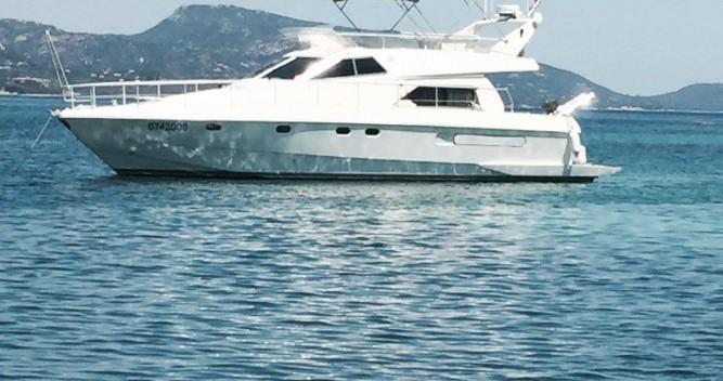 Boat rental Porto-Vecchio cheap 145 Fly