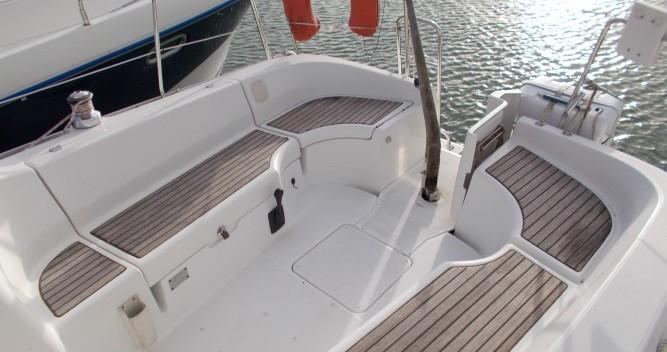 Boat rental Pornichet cheap Oceanis