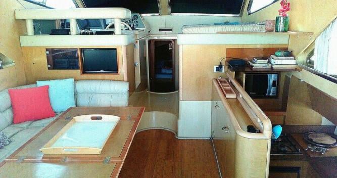 Hire Motorboat with or without skipper Ferretti Porto-Vecchio