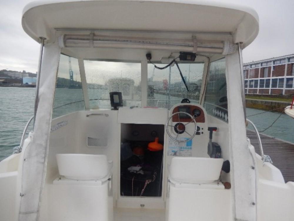 Boat rental Jeanneau merry fisher in Dieppe on Samboat
