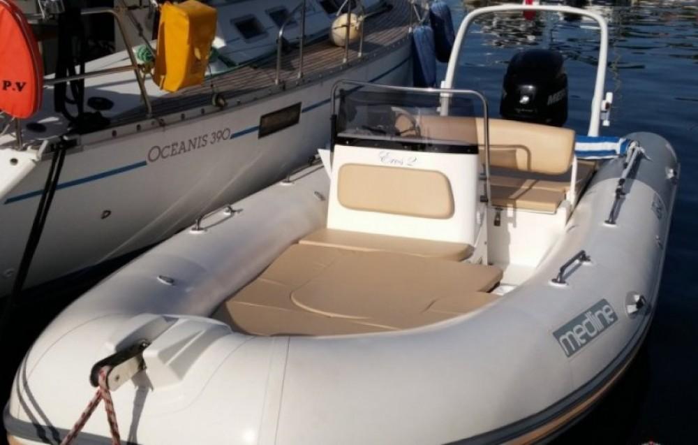 Rental yacht Porto-Vecchio - Zodiac Medline II on SamBoat