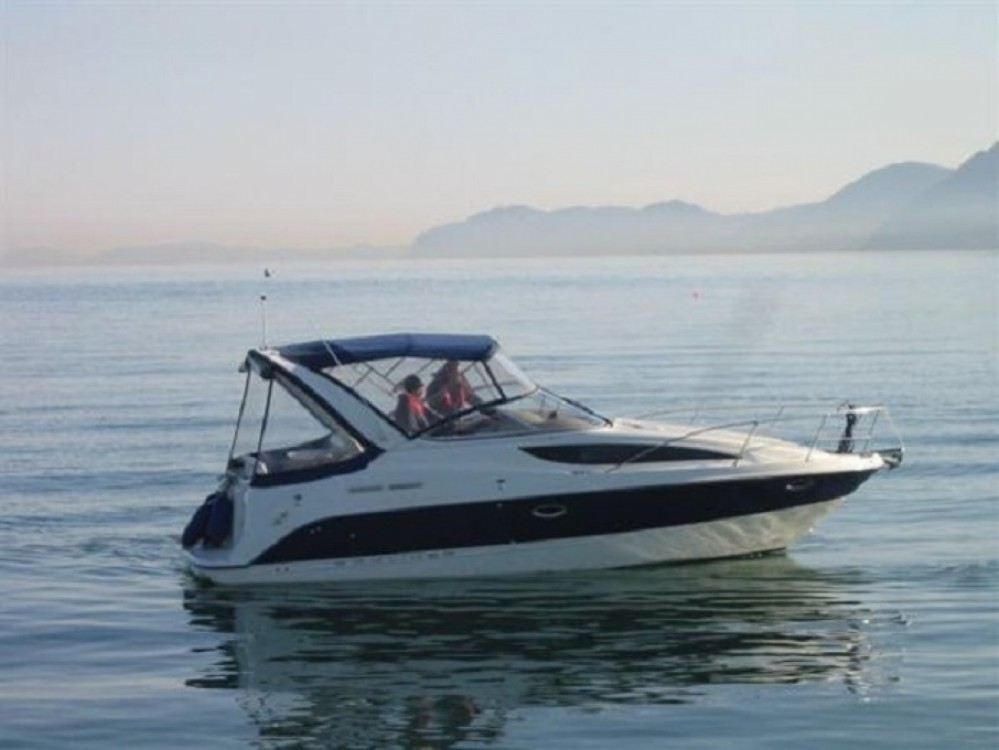 Boat rental Split cheap Ciera 285