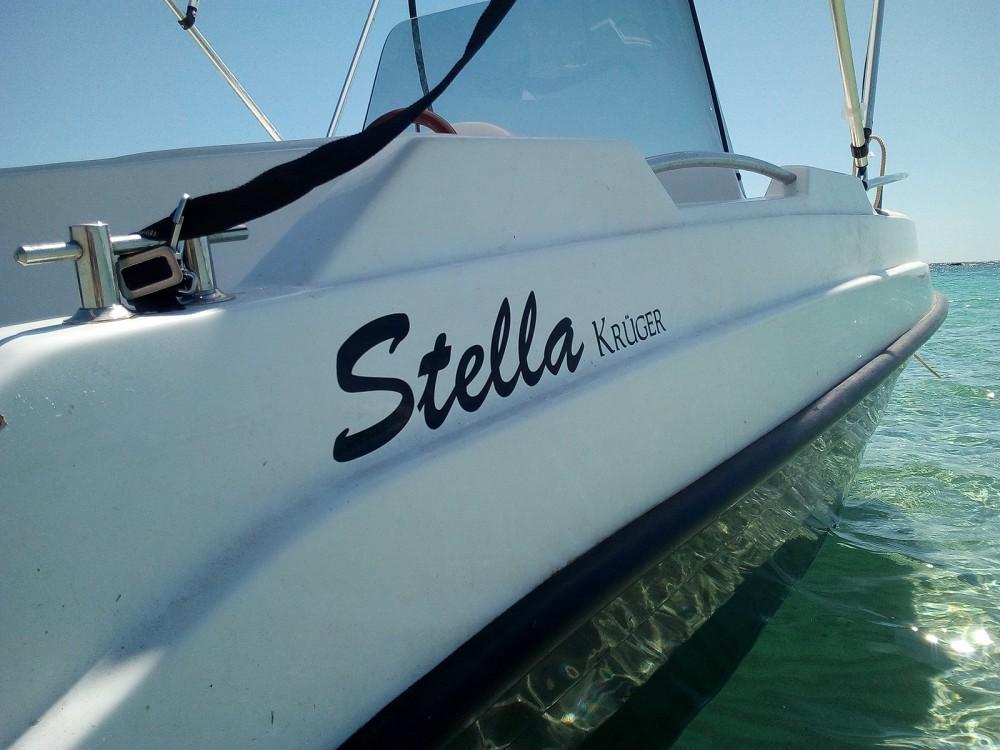 Rental yacht la Savina - Stella-Kruger Kruger 470 on SamBoat