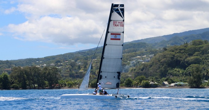 Rental Catamaran in Papeete - Adh Inotec Diam 24