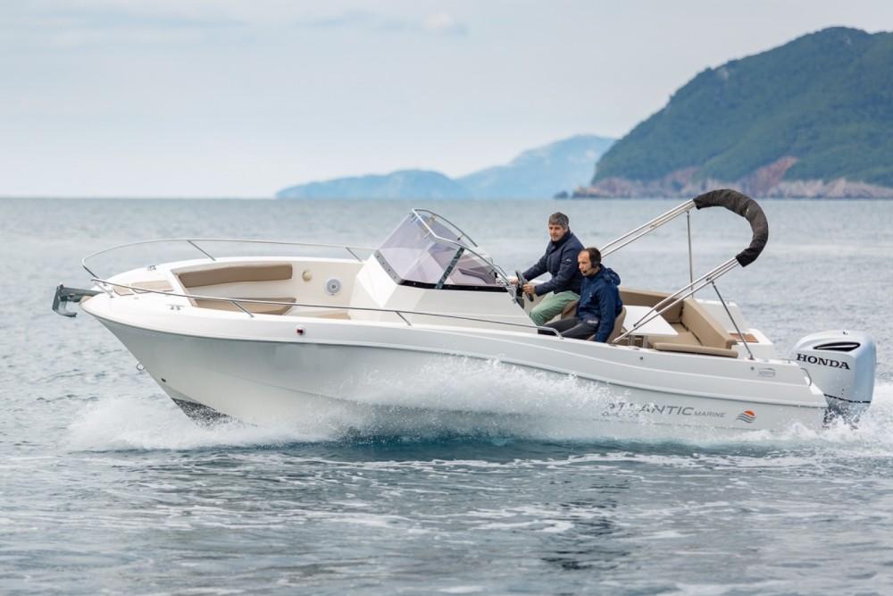Rent a Atlantic-Marine 750 Open Trogir