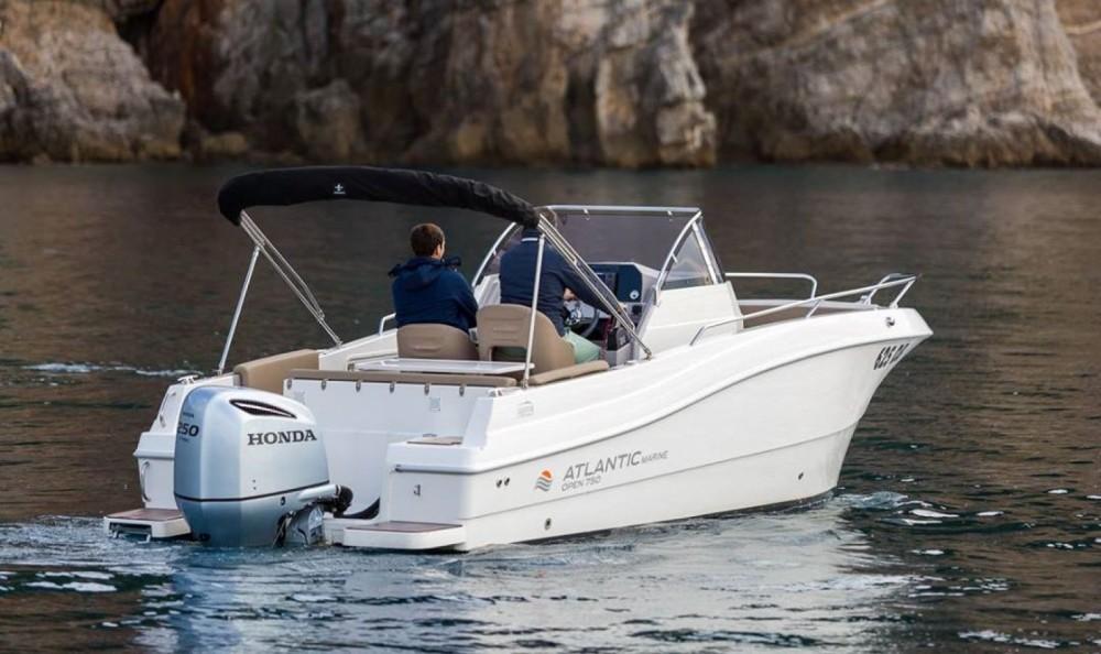 Rental yacht Trogir - Atlantic-Marine 750 Open on SamBoat