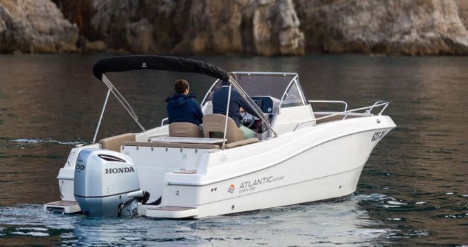 Boat rental Atlantic-Marine 750 Open in Trogir on Samboat