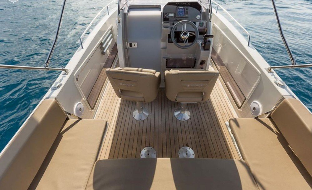 Boat rental Atlantic-Marine 750 Open in Trogir on Samboat