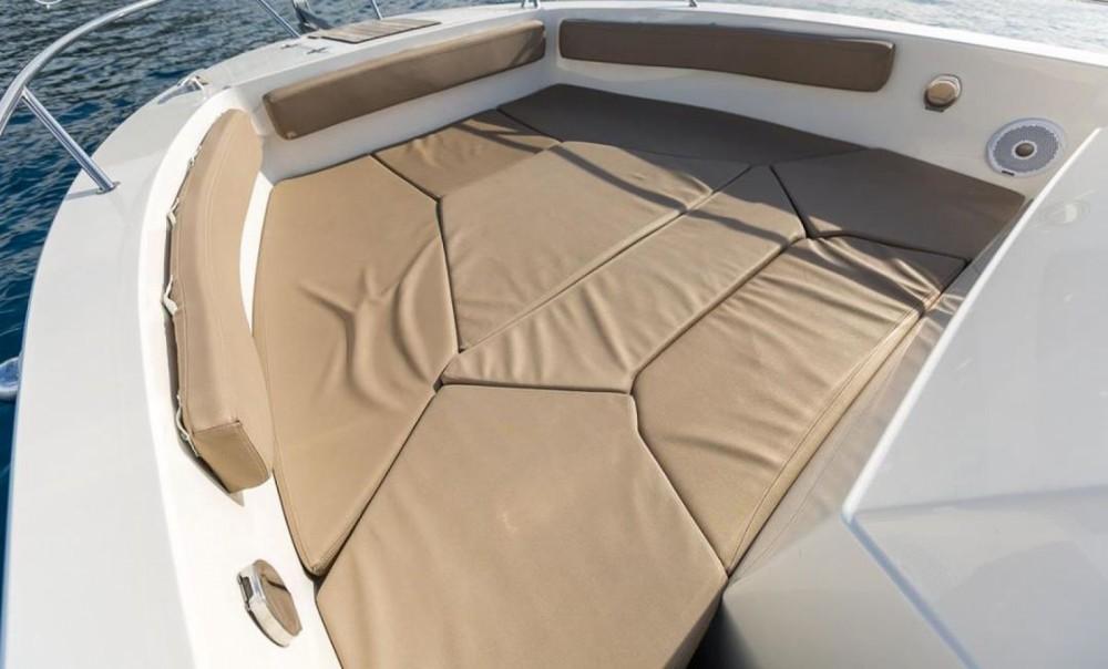Rental Motor boat Atlantic-Marine with a permit