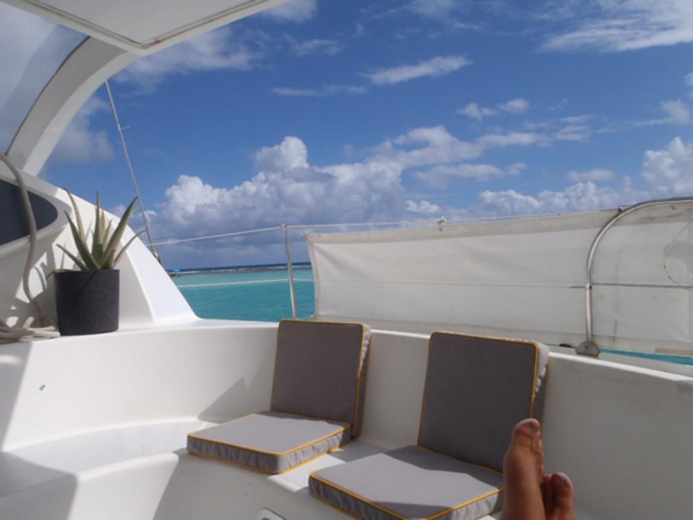 Rental yacht Saint-François - Fountaine Pajot Bahia 46 on SamBoat