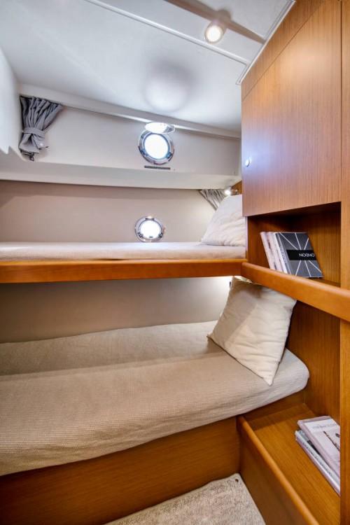 Rental Motor boat in Ajaccio - Bénéteau Swift Trawler 35