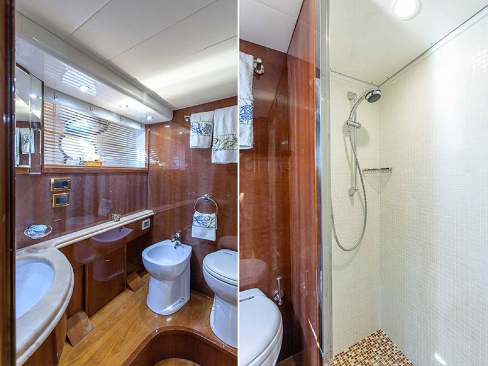 Yacht for rent Talamanca at the best price