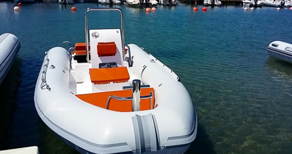 RIB for rent Porto Cervo at the best price