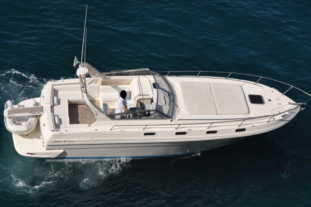 Hire Yacht with or without skipper Fiart Trapani