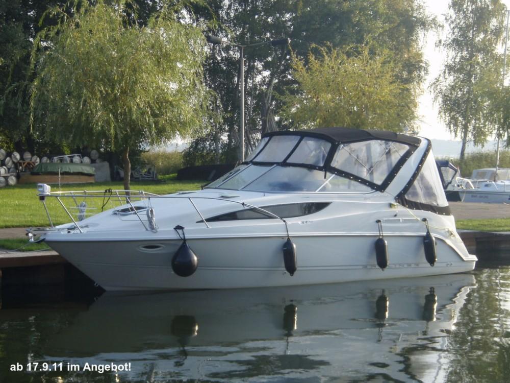 Rental Motor boat in Montalieu-Vercieu - Bayliner Bayliner 2855
