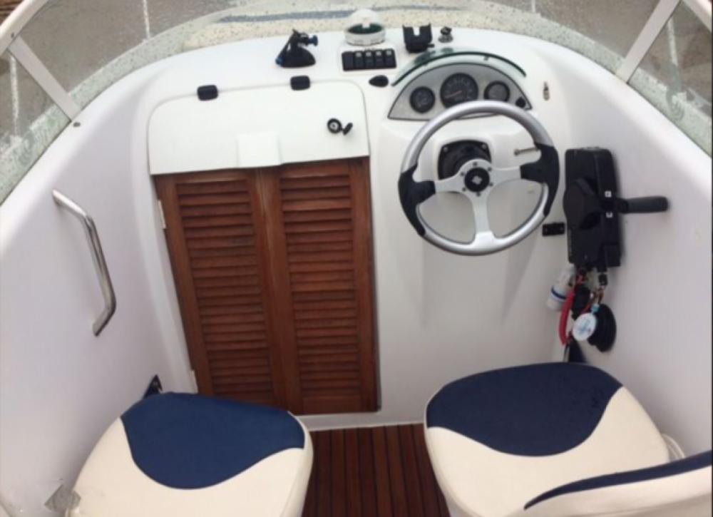 Boat rental Ajaccio cheap Flyer 6
