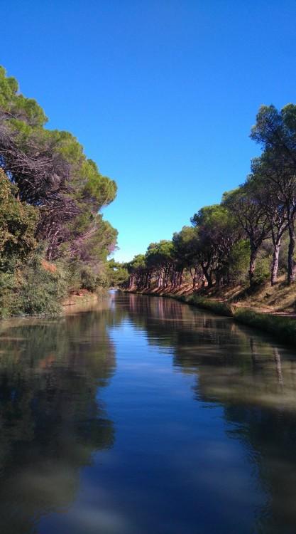 Rent a Canal-Du-Midi Péniche Portiragnes