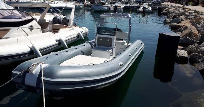 Boat rental Propriano cheap Asso 630 m