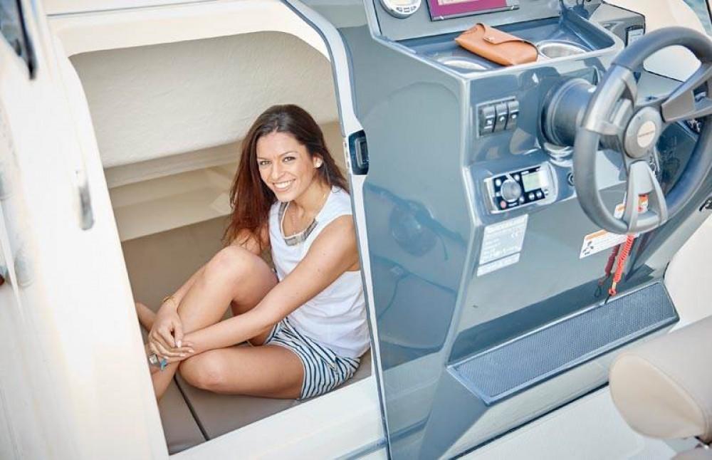 Rental yacht Trogir - Quicksilver Activ 675 on SamBoat