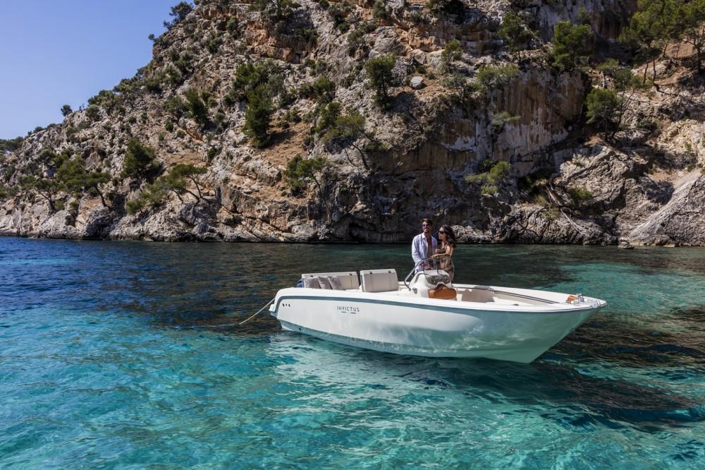 Boat rental Trogir cheap 190FX