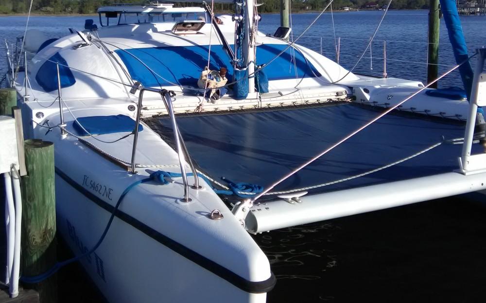 Boat rental Bénéteau  blue II in Kemah on Samboat