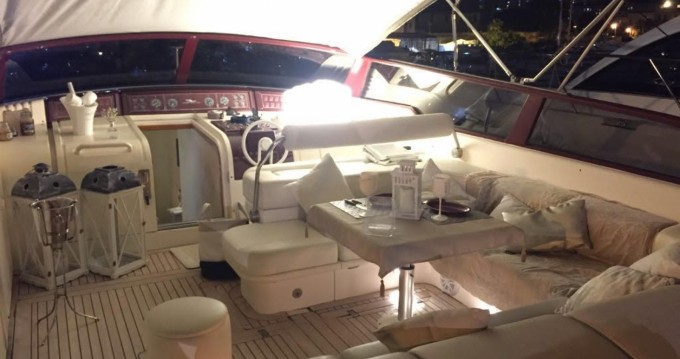 Boat rental Cantieri Del Golfo Ipanema 53 in Trapani on Samboat