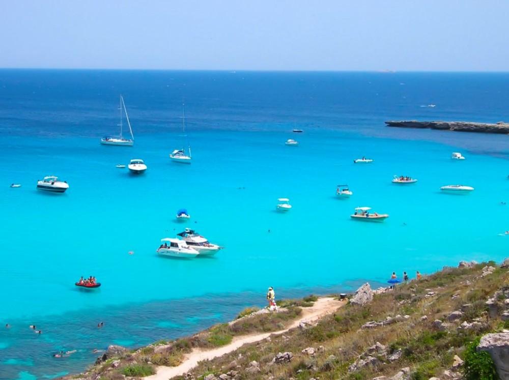 Rental Yacht in San Vito Lo Capo - Cantieri Del Golfo Ipanema 53