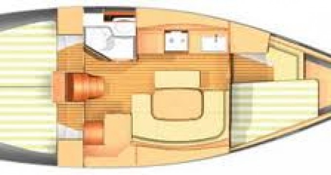 Boat rental Dufour Dufour 365 Grand Large in Saint-Mandrier-sur-Mer on Samboat