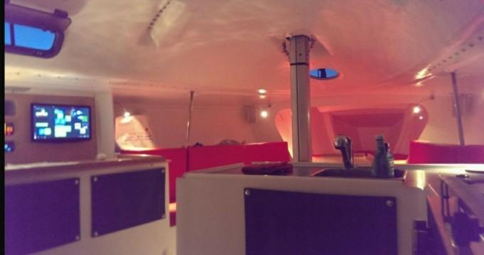 Rental Sailboat in Loctudy - 3c-Composites Bongo 9.60