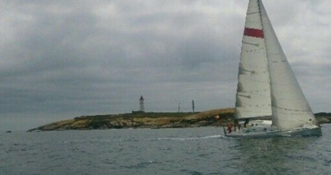 Hire Sailboat with or without skipper 3c-Composites Loctudy