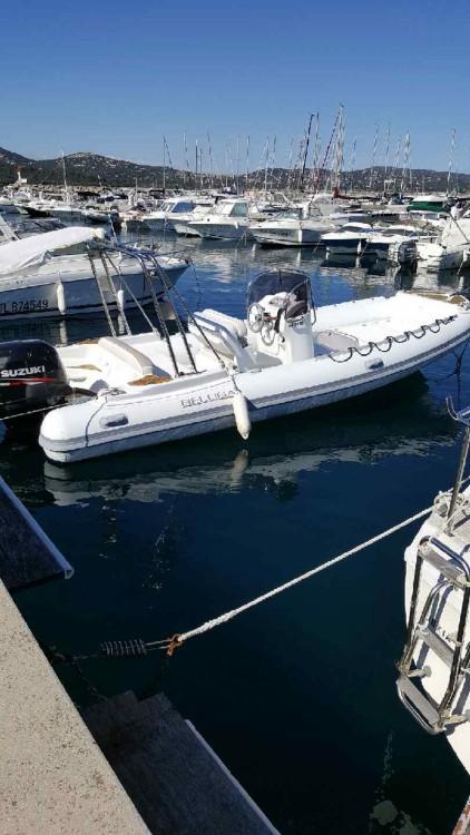 Rental yacht Cavalaire-sur-Mer - Lomac BELUGA 21 on SamBoat