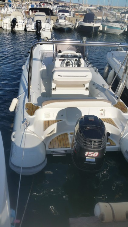 RIB for rent Cavalaire-sur-Mer at the best price