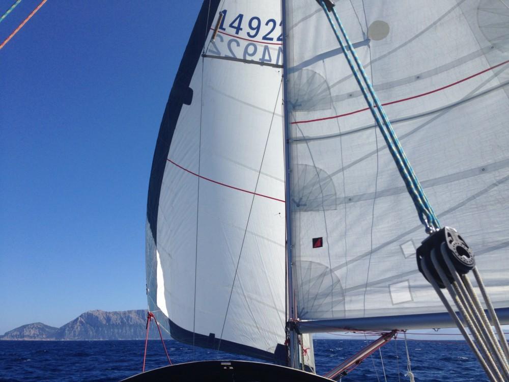 Rental yacht La Spezia - Jeanneau Sun Fast 37 on SamBoat