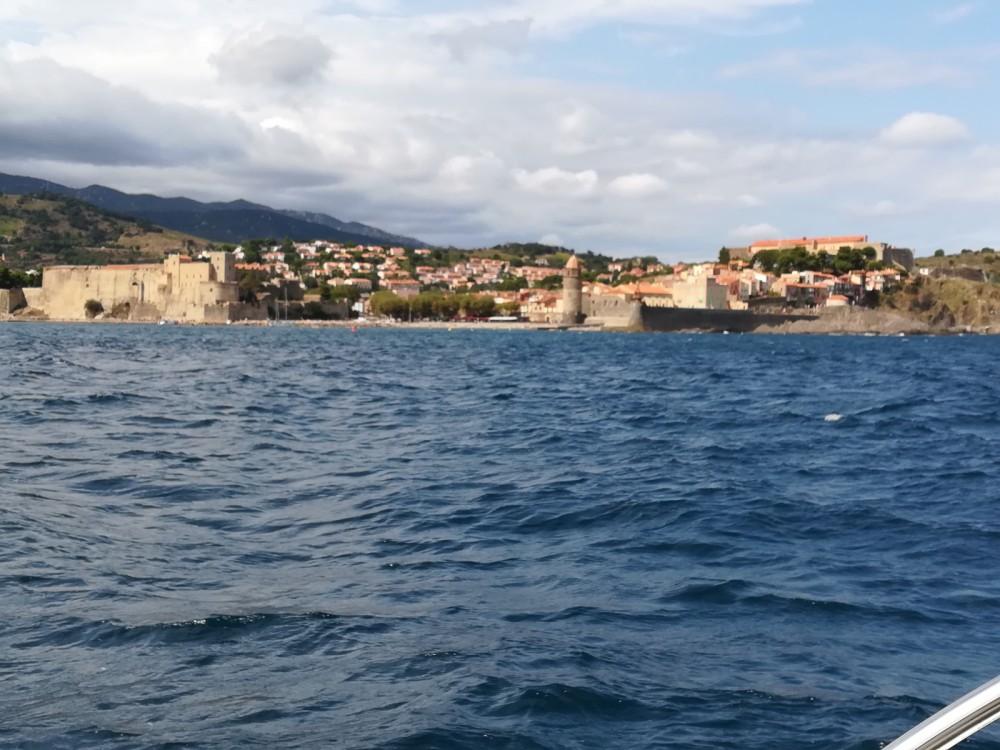 Boat rental Quicksilver Activ 555 Cabin in Argelès-sur-Mer on Samboat