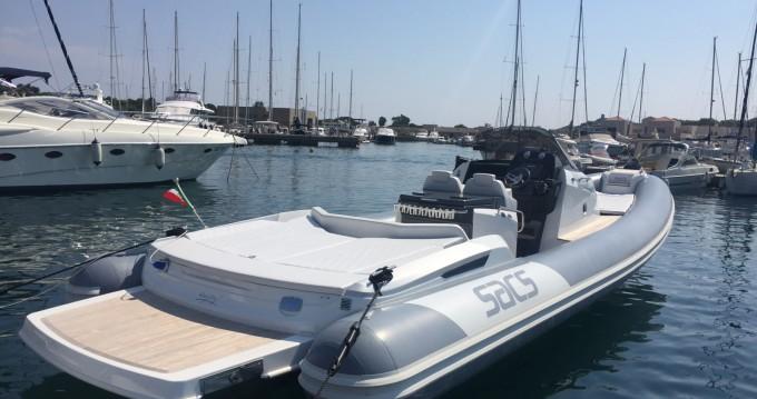 Boat rental Sacs Strider 11 in Cagliari on Samboat
