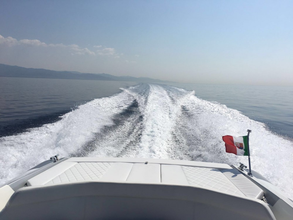 Hire RIB with or without skipper Sacs Cagliari