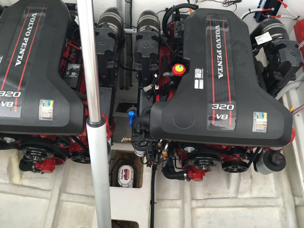 Rental RIB in Cagliari - Sacs Strider 11