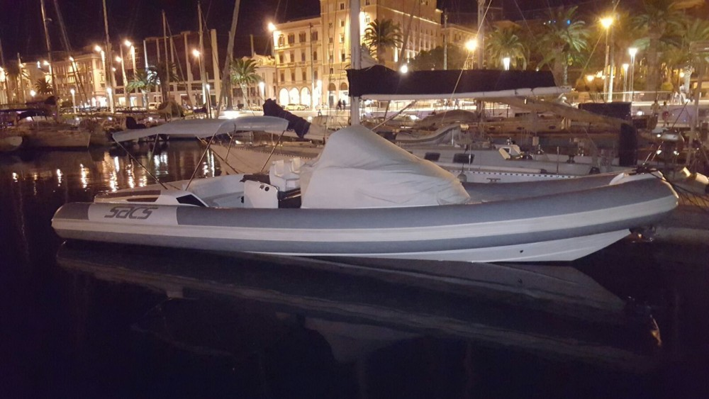 Rental yacht Cagliari - Sacs Strider 11 on SamBoat