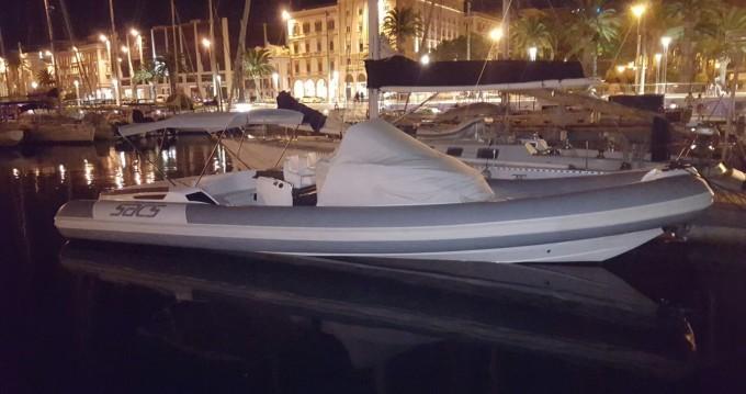 Boat rental Cagliari cheap Strider 11